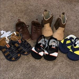 ⚡️All NWT or NWOT baby shoes ⚡️